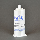 ResinLab EP1026T2 Epoxy Adhesive Clear 50 mL Cartridge