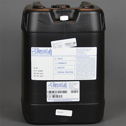 ResinLab EP1121 Epoxy Encapsulant Part A Clear 5 gal Pail