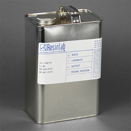 ResinLab EP1282 Epoxy Encapsulant Part B Black 1 gal Pail