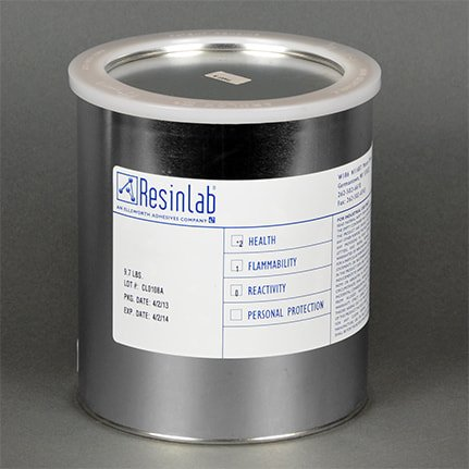 ResinLab EP750 Epoxy Adhesive Part A Clear 1 gal Pail