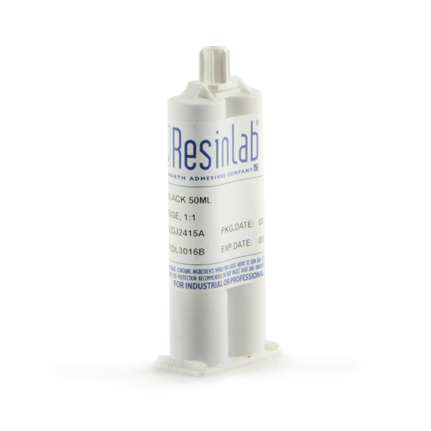 ResinLab EP965 Epoxy Encapsulant Black 50 mL Cartridge