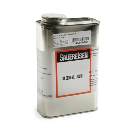 Sauereisen Cement No. 31 Ceramic Encapsulant Liquid Off-White 1 qt Can