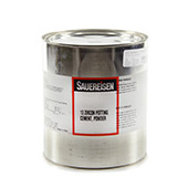 Sauereisen Zircon Potting Cement No. 13 Powder Off-White 1 gal Can