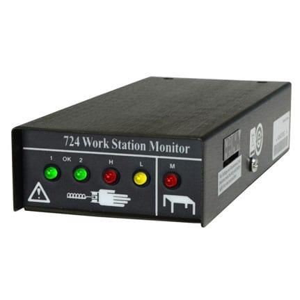 SCS 724 Workstation Monitor