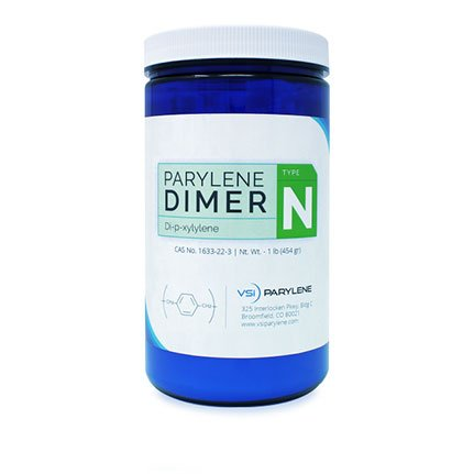 VSi Parylene Dimer Type N White 1 lb Bottle
